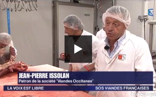 Viandes Occitanes : reportage France 3